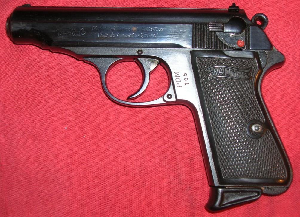 revolver occasion 22lr