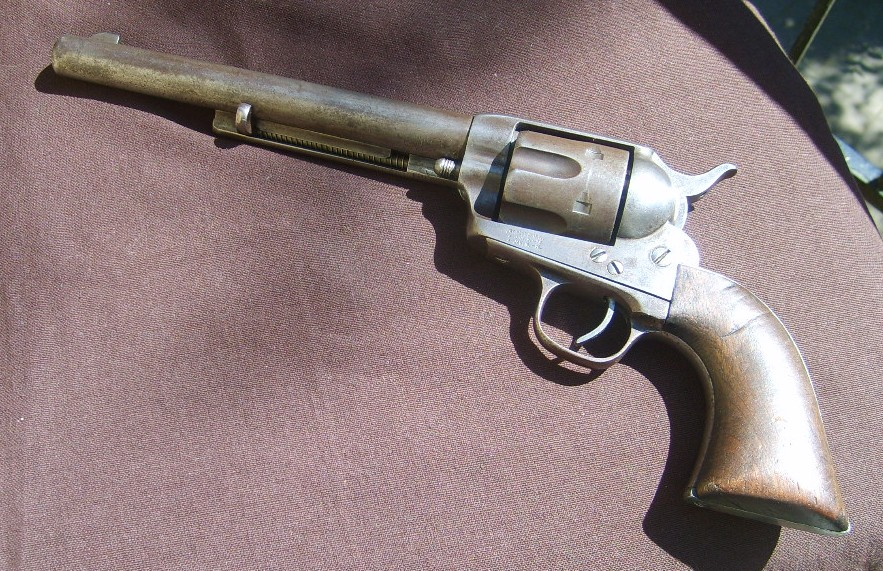 Colt Revolver 1873 Colt 1873 Single Action Army
