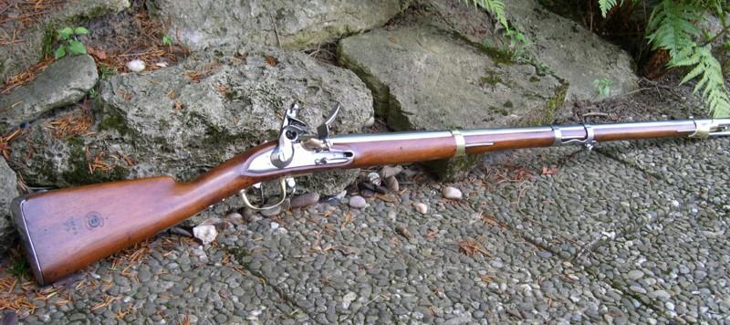 embouchoir fusil 1777
