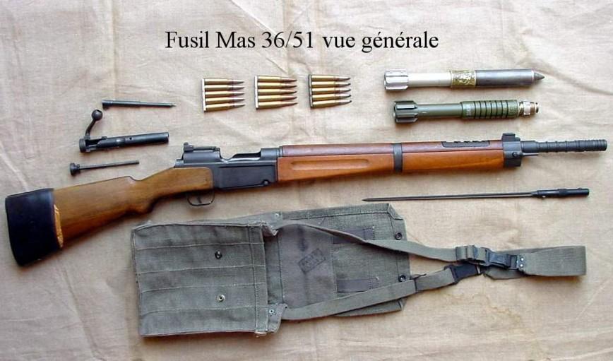 MAS 36 rifle... Opinions?