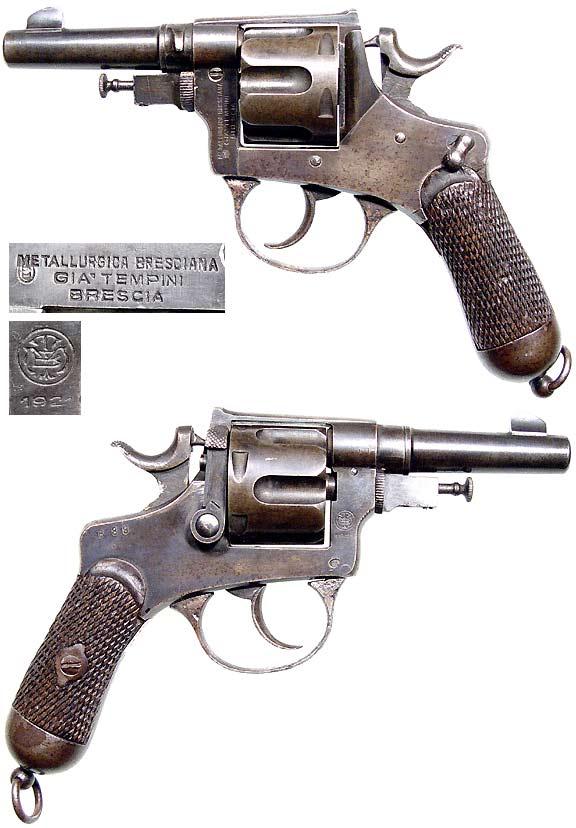 Gun Picture Frame