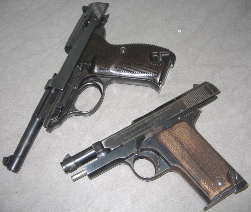 Pietro Beretta Cal 7.65 Beretta 1915 Cal 7.65mm