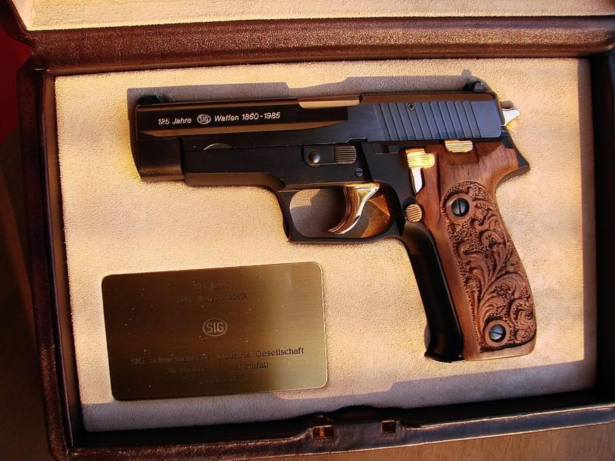 Nouvelle page 0 for Temoin chambre vide sig sauer